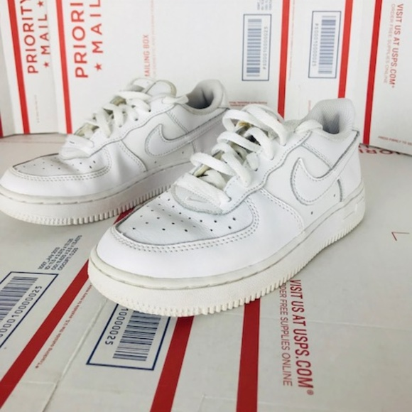 Nike Other - Nike Air Force 1 (PS) 314193 117 sz. 13.5C